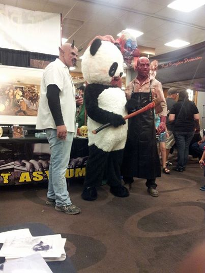 I think Sean really captured Crypticon. Captured its essence.