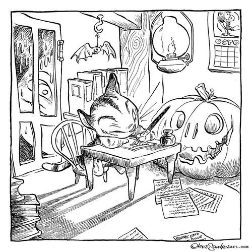 chris-sanders-halloween